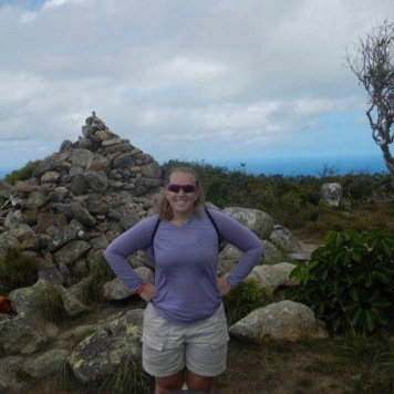 Hiking to Cook's Look, AUS