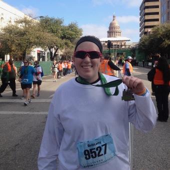 Half Marathon in Austin